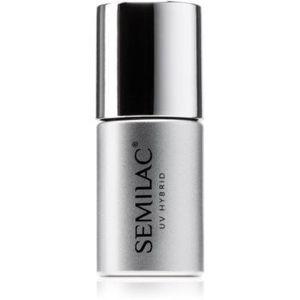 Semilac Paris UV Hybrid Dream Long Base Gel pentru extensiile unghiilor cu vitamina E imagine