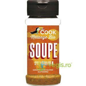 Mix de Condimente pentru Supa Ecologic/Bio 40g imagine