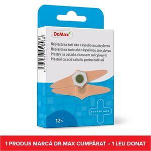 Dr.Max Plasturi pentru bataturi, 12 bucati imagine