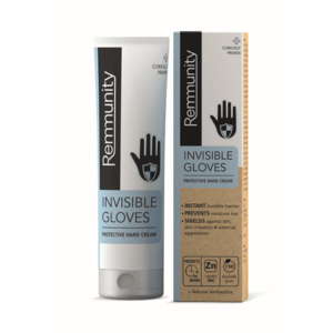 Crema de maini protectoare Manusi Invizibile, 100ml, Remmunity imagine