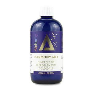 Harmony Mix sinergie de microelemente coloidale Alchemy 20ppm, 480ml, Aghoras imagine