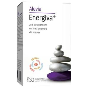 Energiva Alevia 30 comprimate imagine