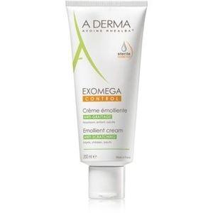 A-Derma Exomega Cremă corp cu efect de emoliere pentru piele foarte sensibila sau cu dermatita atopica imagine