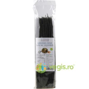 Spaghete Integrale cu Alge Marine Ecologice/Bio 250g imagine