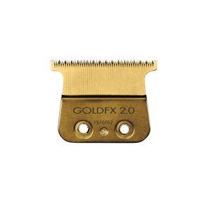 BABYLISS - Cutit masina de contur Skeleton - Gold - FX707G2 imagine