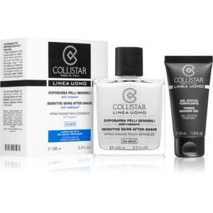Collistar Sensitive Skins After-Shave set de cosmetice I. pentru bărbați imagine