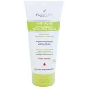 FlosLek Pharma Anti Acne gel de curățare pentru tenul gras, predispus la acnee imagine
