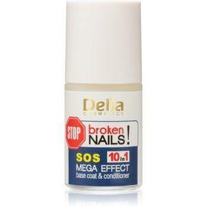 Delia Cosmetics Coral îngrijire profesională unghii, 10 în 1 imagine