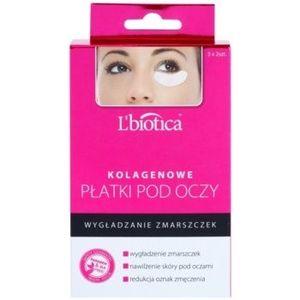 L'biotica Masks Masca de colagen pentru ochi cu efect antirid imagine