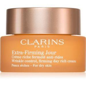 Clarins Extra-Firming Day crema de zi pentru lifting pentru tenul uscat imagine
