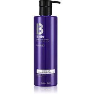 Holika Holika Biotin șampon împotriva subțierii și căderii părului cu biotina imagine