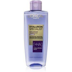 L'Oréal Paris Hyaluron Specialist tonic pentru netezire cu acid hialuronic imagine