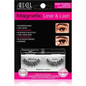 Ardell Magnetic Liner & Lash set de cosmetice Wispies (pentru gene) tip imagine