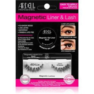 Ardell Magnetic Liner & Lash set de cosmetice Demi Wispies (pentru gene) tip imagine