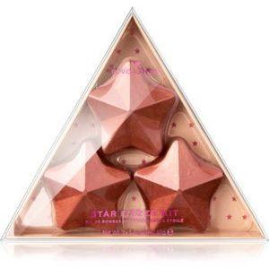 I Heart Revolution Fizzer Kit Star tablete colorate efervescente pentru baie imagine