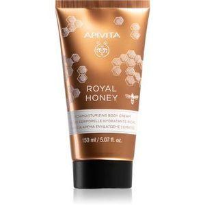 Apivita Royal Honey crema de corp hidratanta imagine