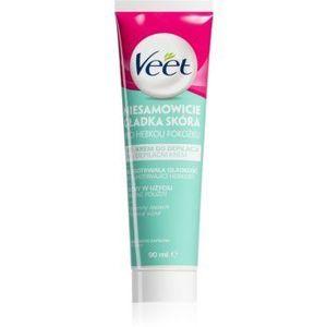 Veet So Smooth Skin Apple crema depilatoare imagine