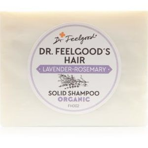 Dr. Feelgood Lavender & Rosemary șampon organic solid imagine