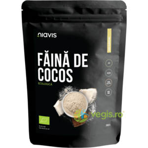 Faina De Cocos Ecologica/Bio 250g imagine