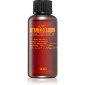 Purito Pure Vitamin C Ser pentru hidratare intensiva anti-imbatranire cu vitamina C imagine