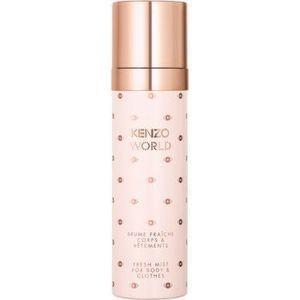 Kenzo Kenzo World spray de corp parfumat pentru femei imagine