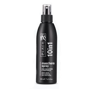 Masca Spray cu 10 Beneficii - Black Professional Line 10 in 1 No-Rinse Spray Mask, 200ml imagine