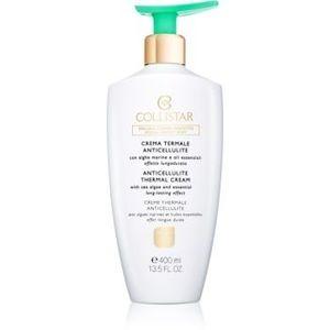 Collistar Special Perfect Body Anticellulite Thermal Cream crema de corp pentru fermitatea pielii anti-celulită imagine
