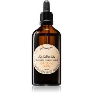 Dr. Feelgood BIO and RAW ulei de jojoba pentru toate tipurile de ten, inclusiv piele sensibila imagine