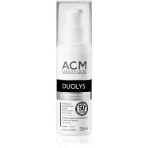 ACM Duolys crema protectoare de zi impotriva imbatranirii pielii SPF 50+ imagine