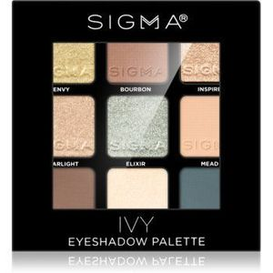 Sigma Beauty Eyeshadow Palette Ivy paleta farduri de ochi imagine