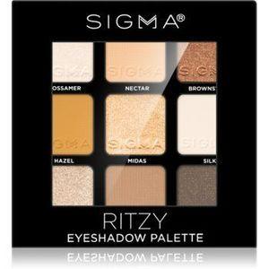 Sigma Beauty Eyeshadow Palette Ritzy paleta farduri de ochi imagine