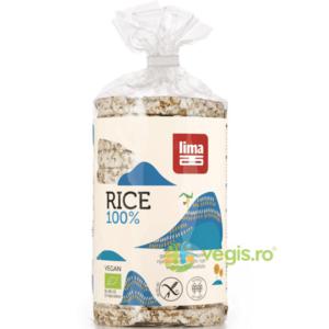 Rondele de Orez Expandat cu Sare Ecologice/Bio 100g imagine