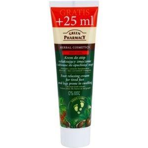 Green Pharmacy Foot Care crema pentru relaxarea picioarelor obosite si a celor predispuse la umflare imagine