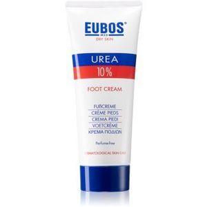 Eubos Dry Skin Urea 10% crema Intensiv Regeneratoare pentru picioare imagine