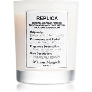 Maison Margiela REPLICA Whispers in the Library lumânare parfumată imagine