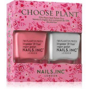 Nails Inc. Choose Plant ambalaj economic (pentru unghii) imagine