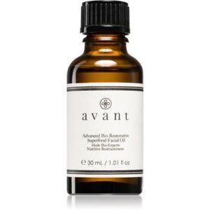 Avant Limited Edition Advanced Bio Restorative Superfood Facial Oil ulei pentru regenerare cu efect antirid imagine