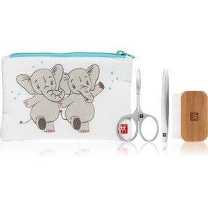 Zwilling Twinox Kids Set de manichiură Elephants (pentru copii) imagine
