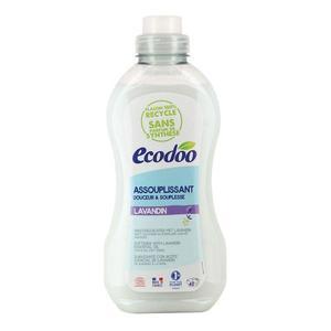 Balsam de rufe cu miros de lavanda Ecodoo, bio, 1 L imagine