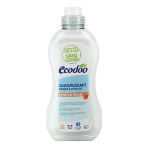 Balsam de rufe cu miros de piersici Ecodoo, bio, 1l imagine