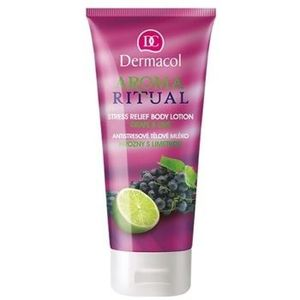 Dermacol Aroma Ritual Grape & Lime lotiune de corp anti-stres imagine