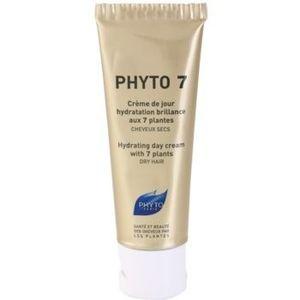 Phyto Phyto 7 cremă hidratantă pentru par uscat imagine