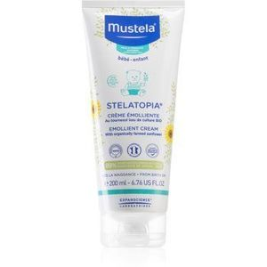 Mustela Bébé crema hidratanta si emolienta pentru nou-nascuti si copii imagine