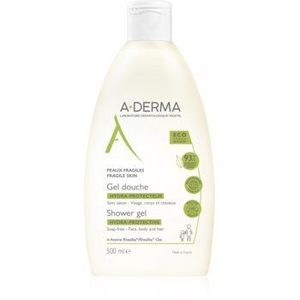 A-Derma Hydra-Protective gel de dus delicat pentru intreaga familie imagine