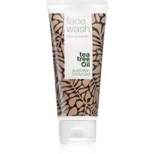 Australian Bodycare clean & refresh gel de curatare facial cu ulei din arbore de ceai imagine