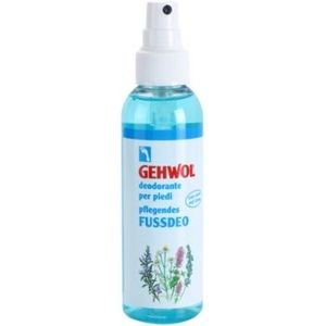Gehwol Classic deodorant revigorant pentru picioare cu extract de plante imagine