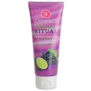 Dermacol Aroma Ritual Grape & Lime crema antistres pentru maini imagine