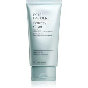 Estée Lauder Perfectly Clean Multi-Action Creme Cleanser/Moisture Mask cremă de curățare pentru tenul uscat imagine