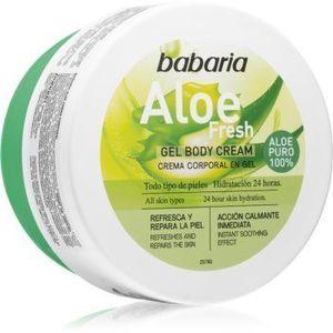 Babaria Aloe Vera gel hidratant pentru corp pentru toate tipurile de piele imagine