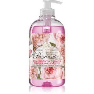 Nesti Dante Romantica Florentine Rose and Peony Săpun lichid pentru mâini imagine